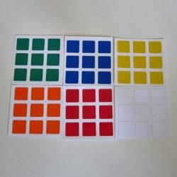 3x3 Standard Sticker