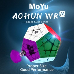 MoYu AoHun WR M Megaminx
